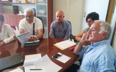 Riunione di coordinamento del 30 giugno 2016 a Palermo