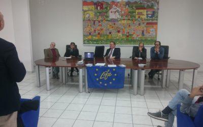 Il progetto LIFE ConRaSi si presenta al pubblico