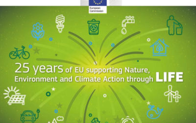 LIFE ConRaSi celebrating the 25° anniversary of the Habitats Directive and LIFE