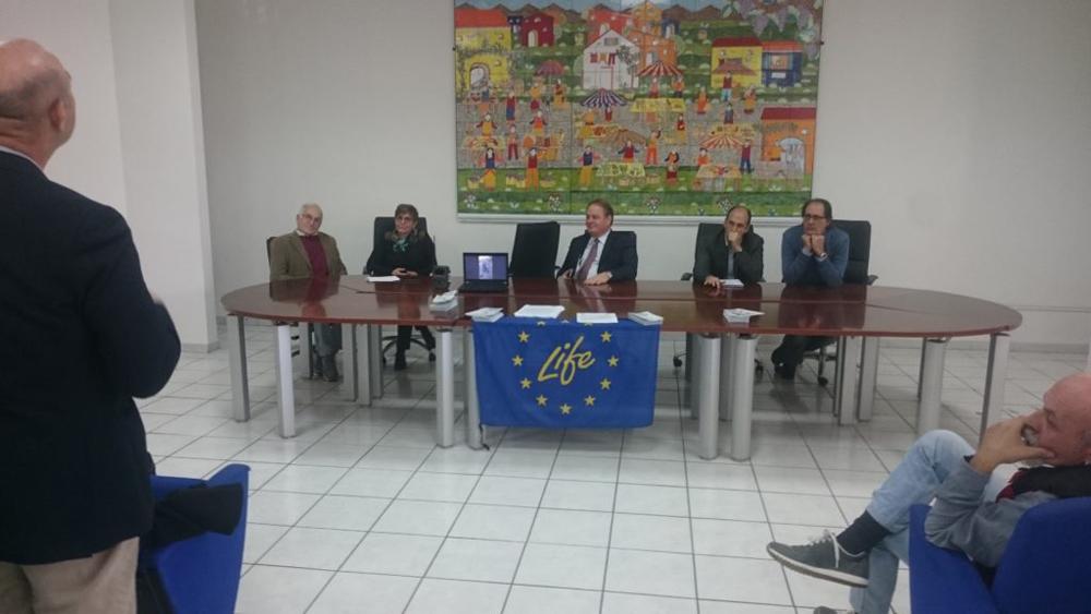 Conferenza stampa novembre 2016 (foto Catullo)