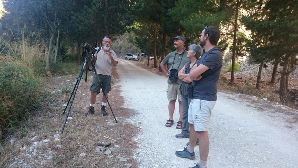 Altro sito di monitoraggio (foto Catullo)