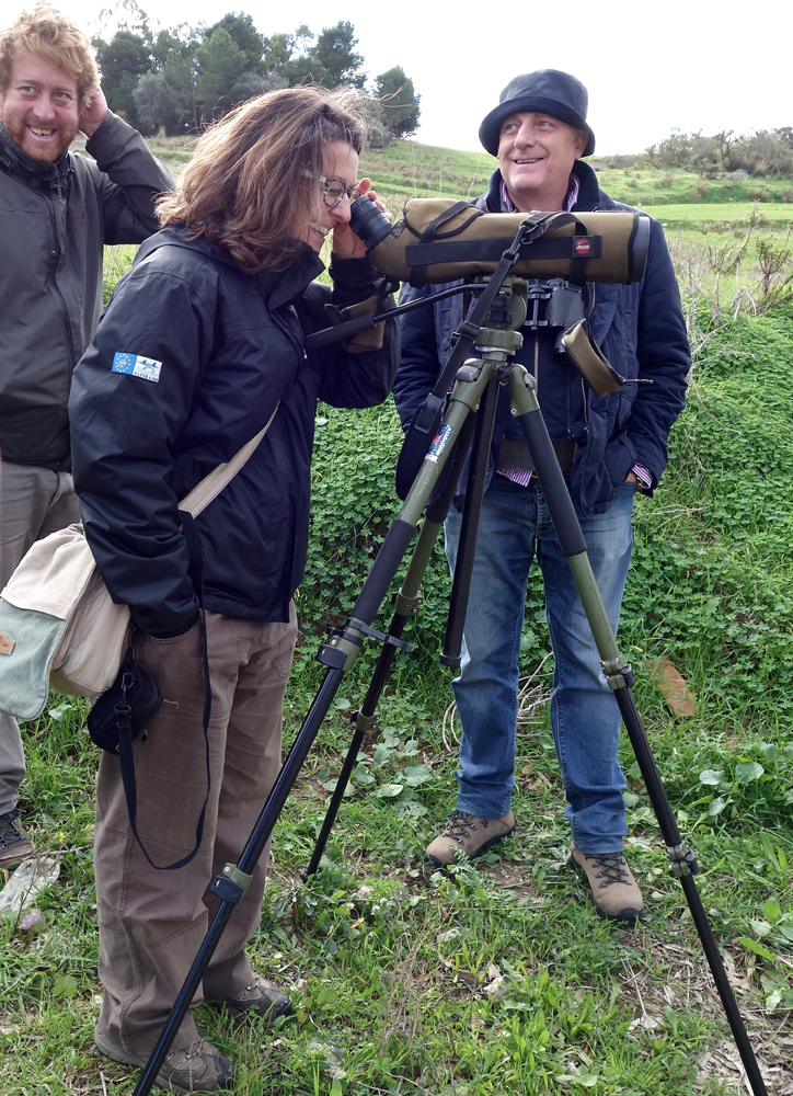 Dr. Bacchereti, on behalf of EASME (photo Pollutri)