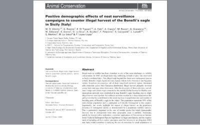 Nuovo paper conferma l'efficacia della sorveglianza