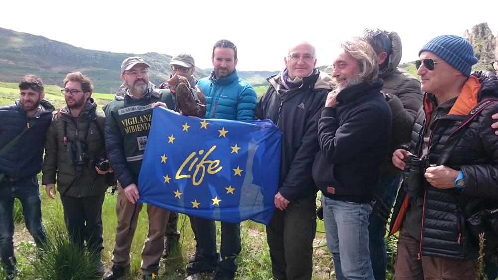 Alcuni dei partecipanti alla giornata (foto Catullo)