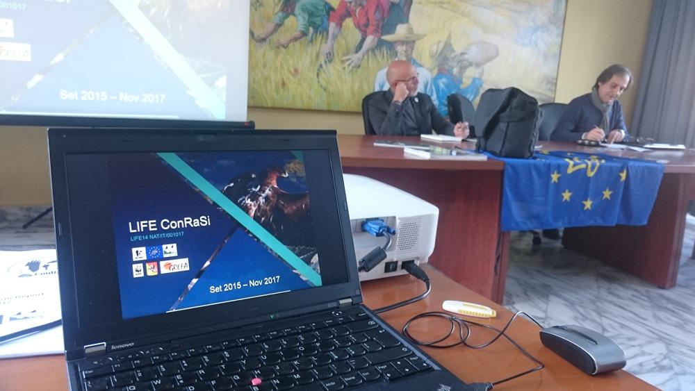 Aggiornamento sullo stato d'attuazione del progetto (foto Catullo)