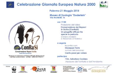 LIFE ConRaSi partecipa alla Giornata Europea Natura 2000
