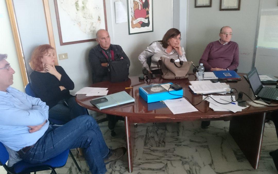 Incontri di coordinamento a Palermo il 6 novembre