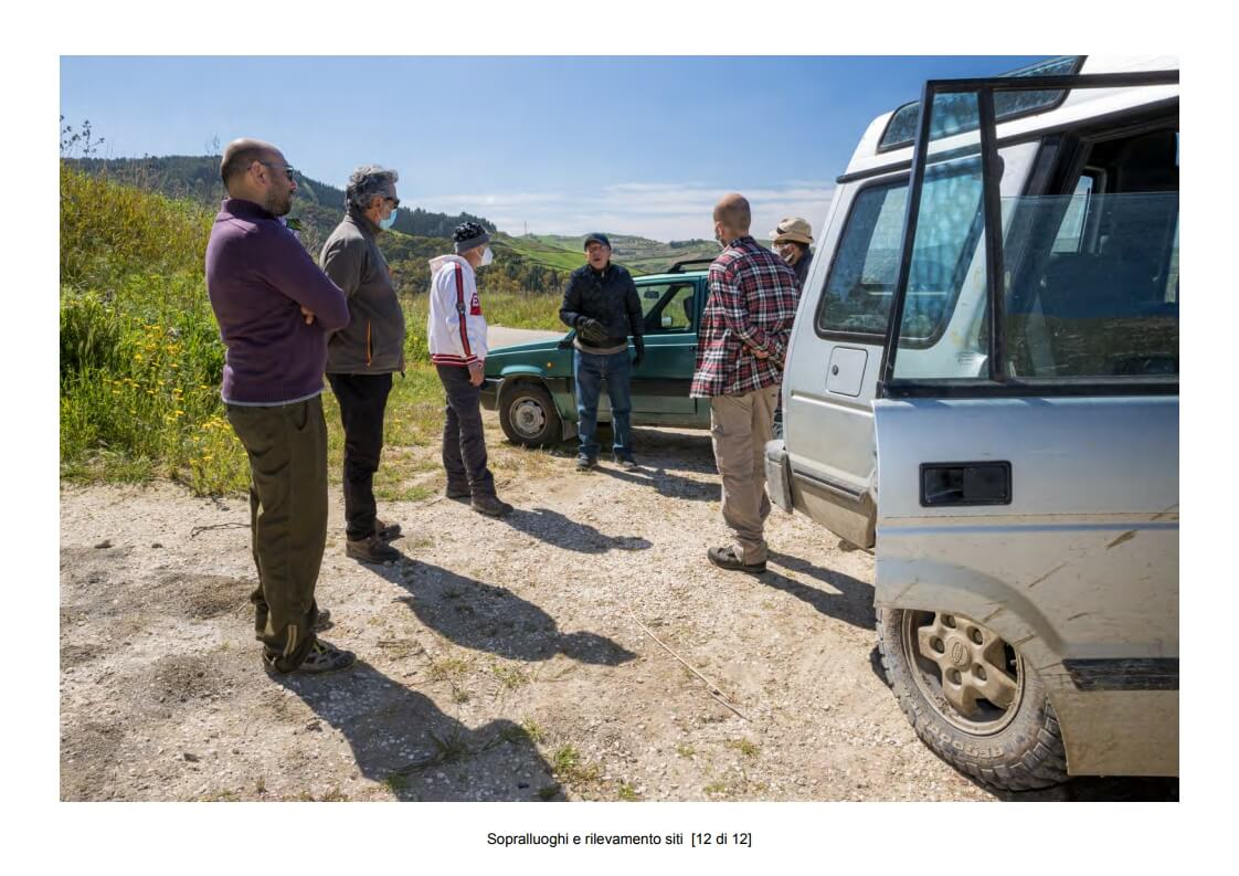Inspections and site surveys - 12 of 12 (photo: Mathia Coco)